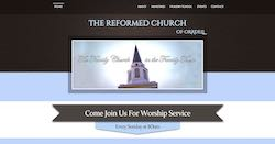 FiveOne Website Reformed Church of Oradell